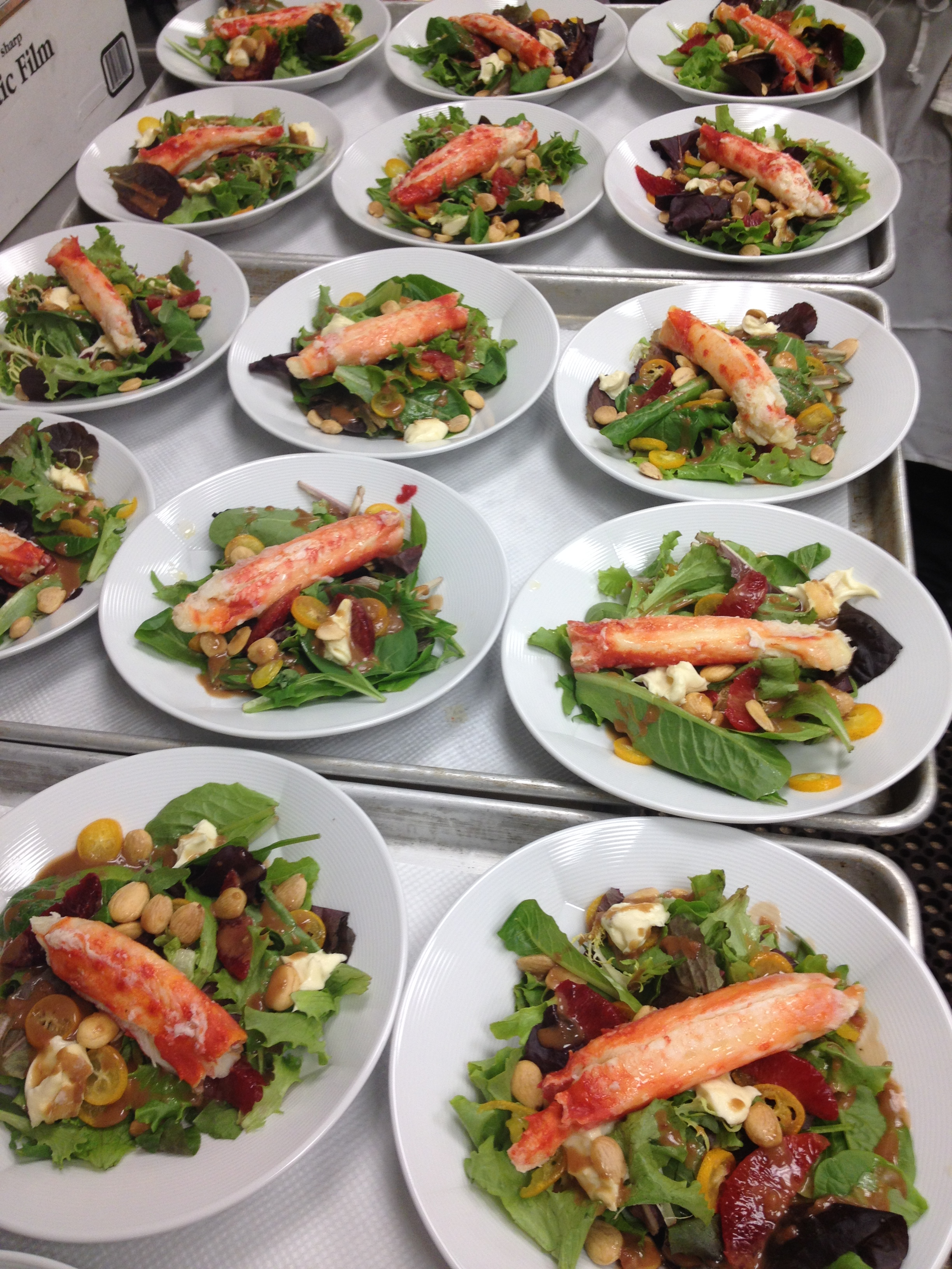 King Crab Salads