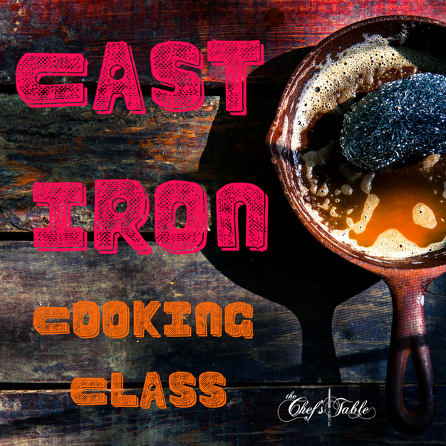 Cast Iron Cooking Experience