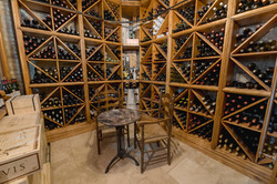 Lower Level - Wine Cellar