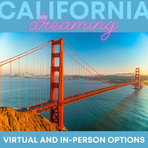 California Dreaming Wine Tasting