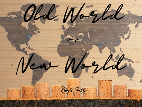 Old World v. New World Big Night