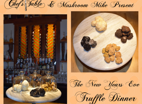 New Year's Eve Truffle Dinner