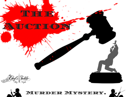 The Auction Murder Mystery