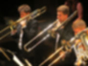 Bromley Youth Concert Band trombones.jpe