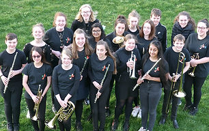 Tameside Young Musicians publicity photo