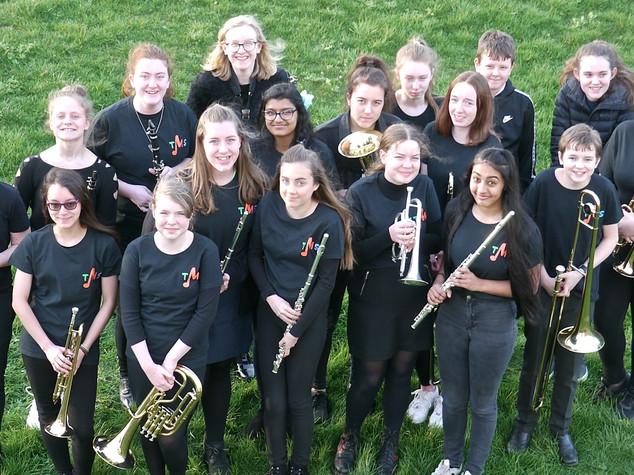 Jeune Jazz: Tameside Young Musicians