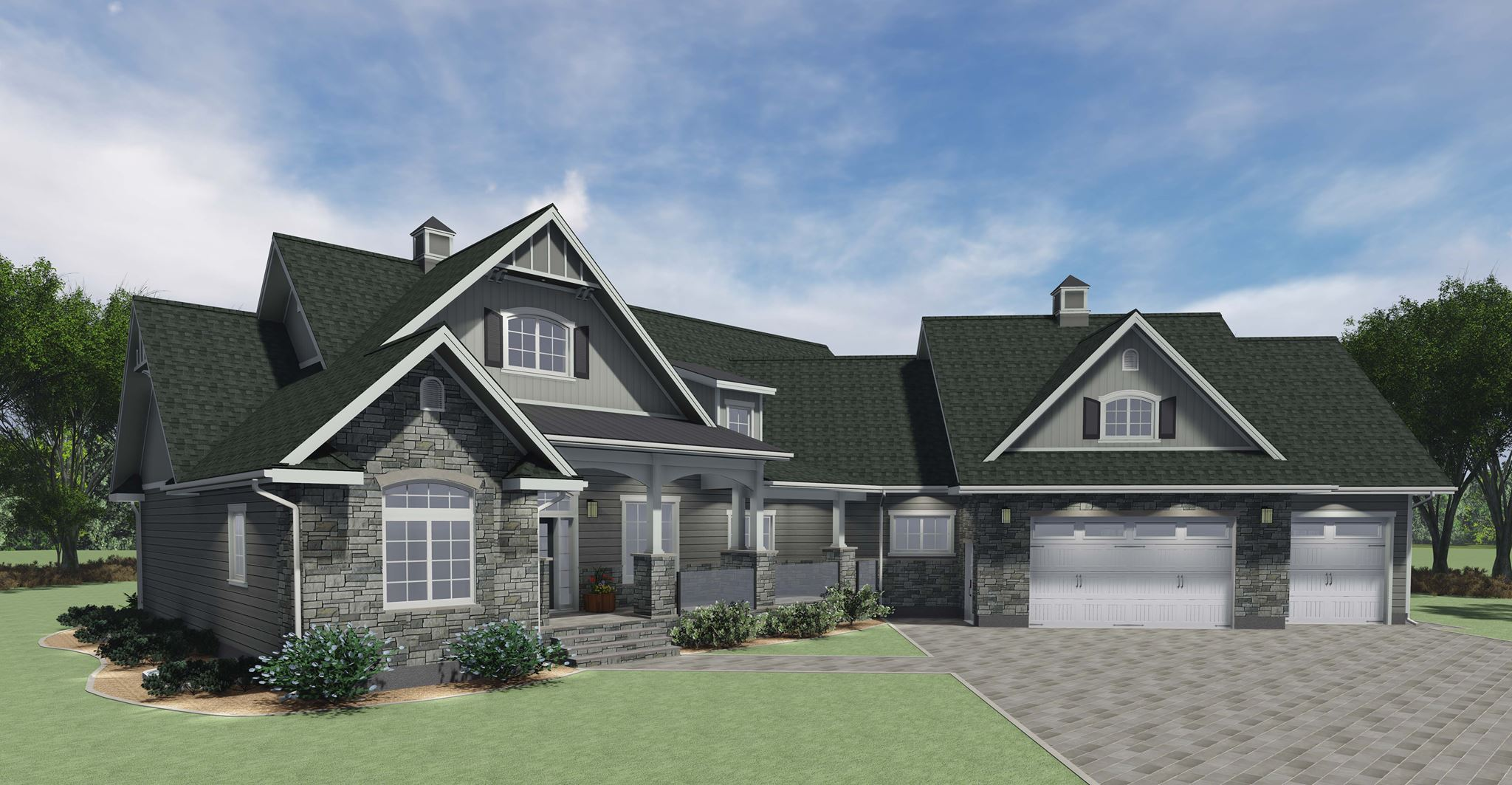 Craftsman Home Design