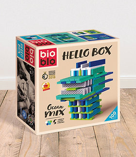 HELLO BOX / OCEANIC-MIX