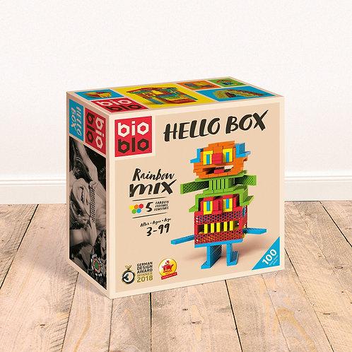 HELLO BOX / RAINBOW-MIX