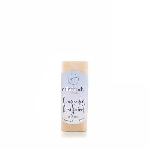 Lavender & Bergamot Body Butter Bar