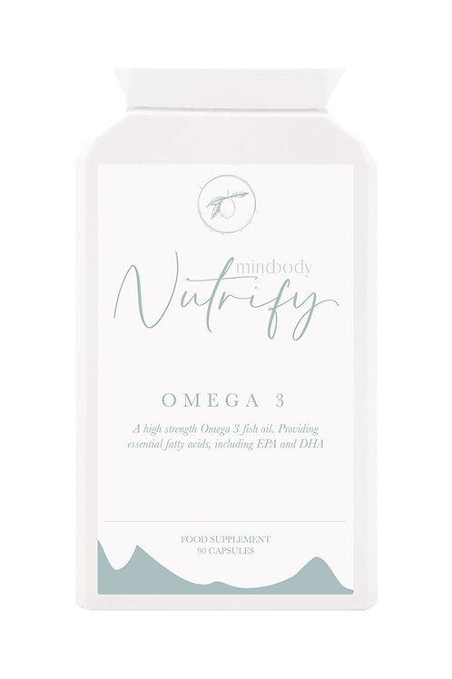 Omega 3, 90 Capsules
