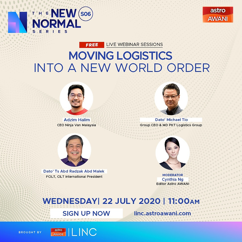 Moving Logistics into a New World Order