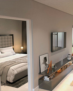 Copper Lane Apartments Centurion Bedroom