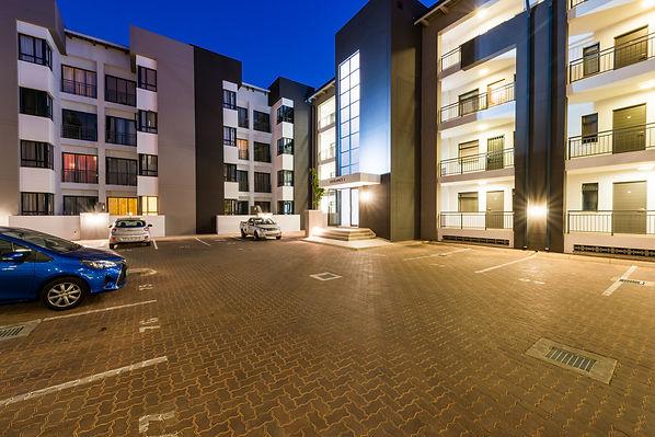 The Atrium Apartments of Rivonia
