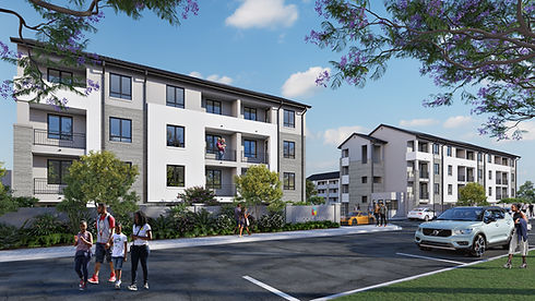 Brooke Manor Apartments Rivonia