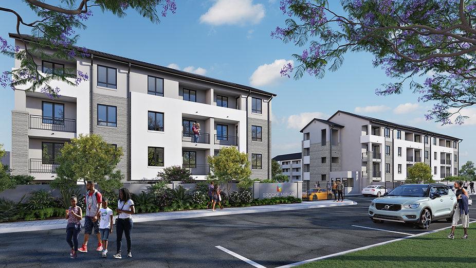 Brooke Manor Apartments Rivonia