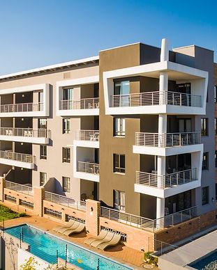 The Hub Apartments Bryanston