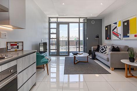 The Median Apartments in Rosebank