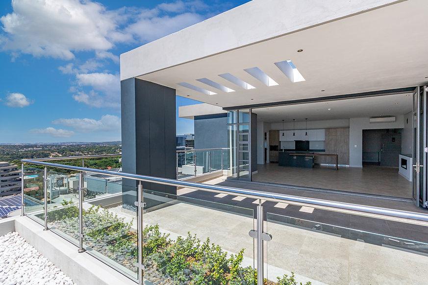 The Median Rosebank Penthouse