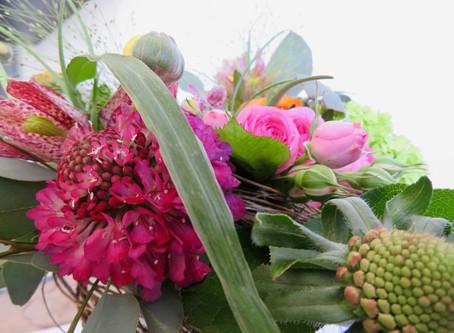Votre arrangement floral chez L'Appart'en Fleurs