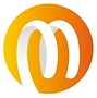 Max Business Services Logo Orange Transp