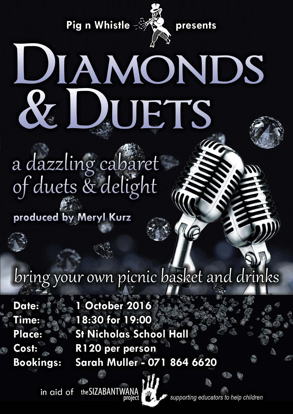 Diamonds & Duets Poster