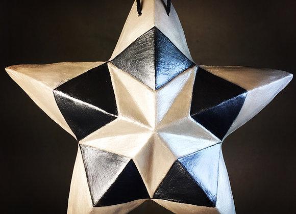 Kaleidoscope Star, Silver