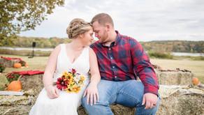 Chase & Nik - A Fantastically Fall Springfield Wedding