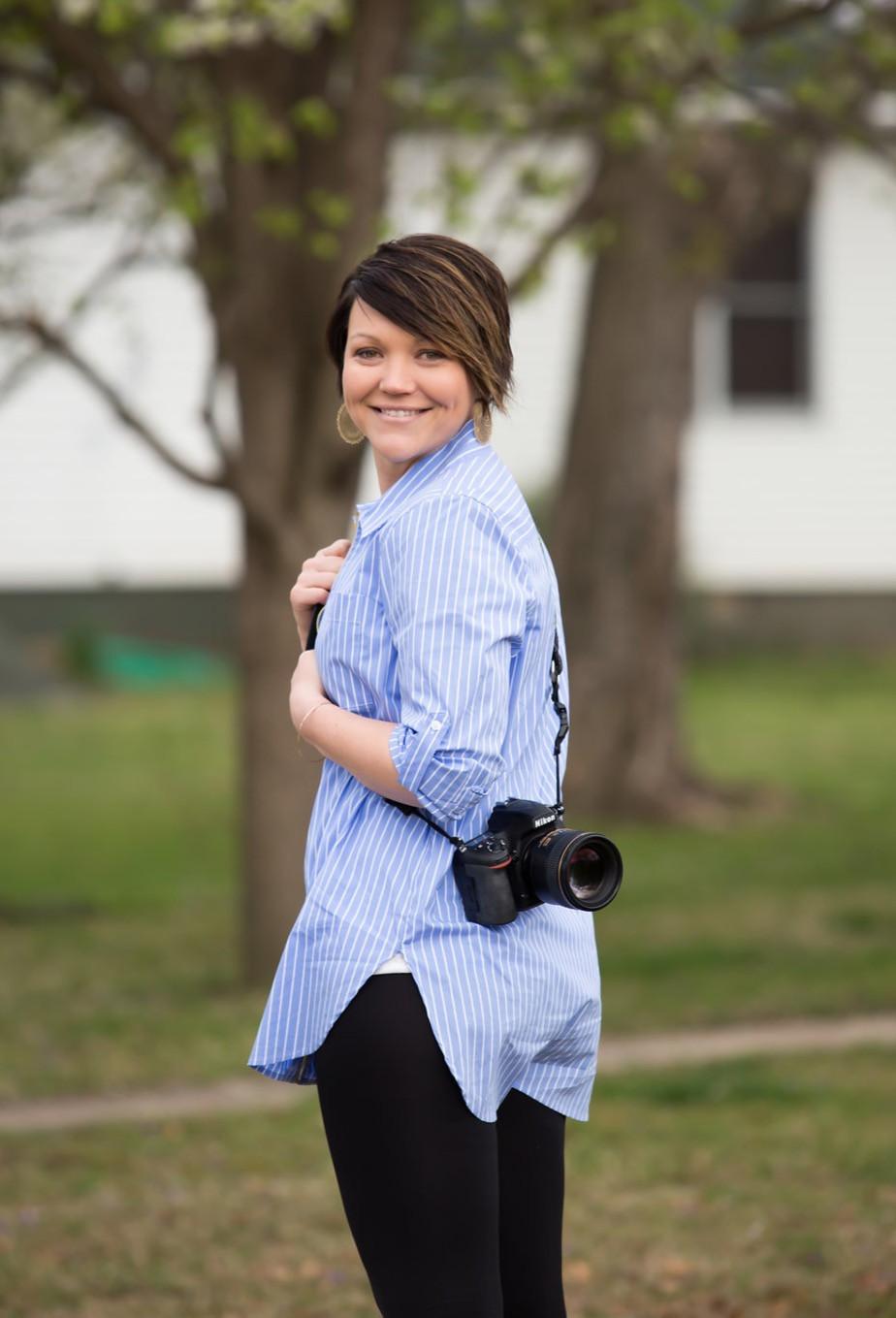 Krista Grayson Style Blogger