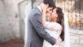 Alejandra and Blayne  Saint Charles Wedding
