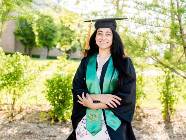 Sara's 2017 MS&T Graduation Session