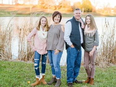 Bales Family Portraits
