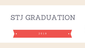 STJ Graduation Pics are UP!