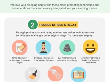 HOW TO SLEEP BETTER PART 2