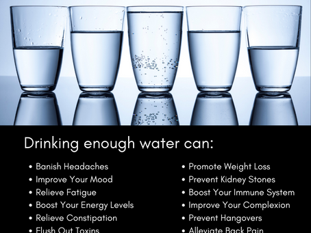 Water the Miracle Drink