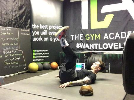 Gym Academy Live on Facebook Portal