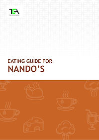Nandos Eating Out Guide