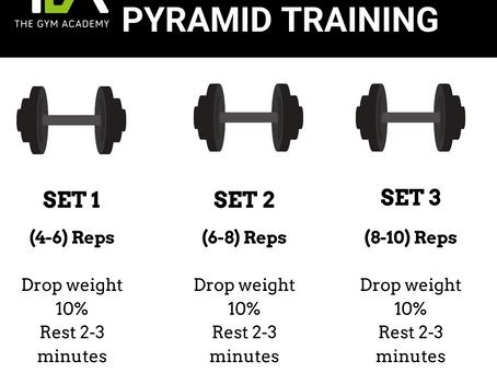 How to Use Reverse Pyramid Training
