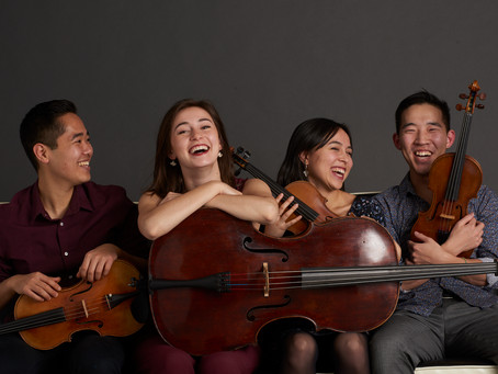 A Virtual Groupmuse Concert feat. Upbeat Folk Tunes & Holiday Classics