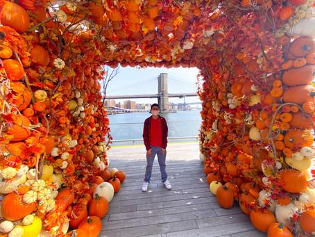 South Street Seaport October Art Tour