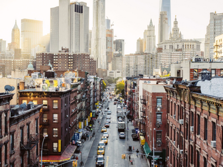 Good Vibes on the Lower East Side: Art & Food Walk
