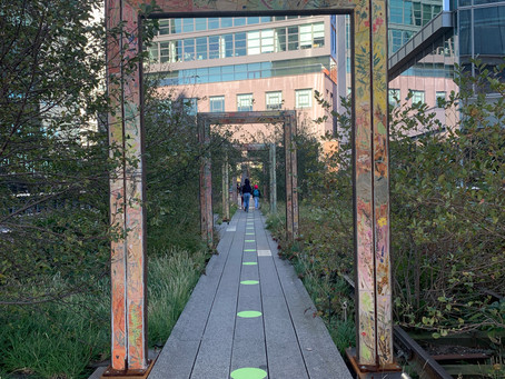 The High Line + Gallery Hopping in Chelsea