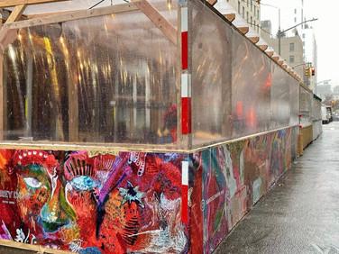 DIY Streetarie Art Crawl