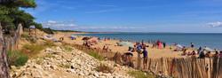 Plage de St vincent-sur-Mer