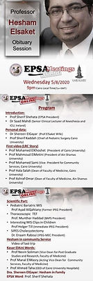EPSA Meeting