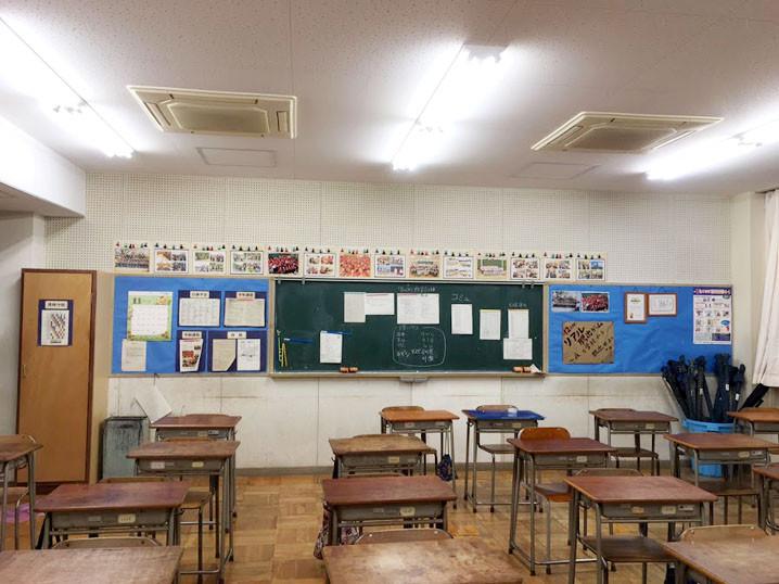 教室装飾用オーダーメイドフォトボード