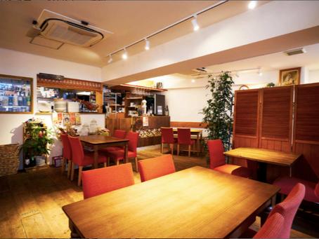 プロポーズプランin神戸 オススメの場所③アットホームなカフェを貸切