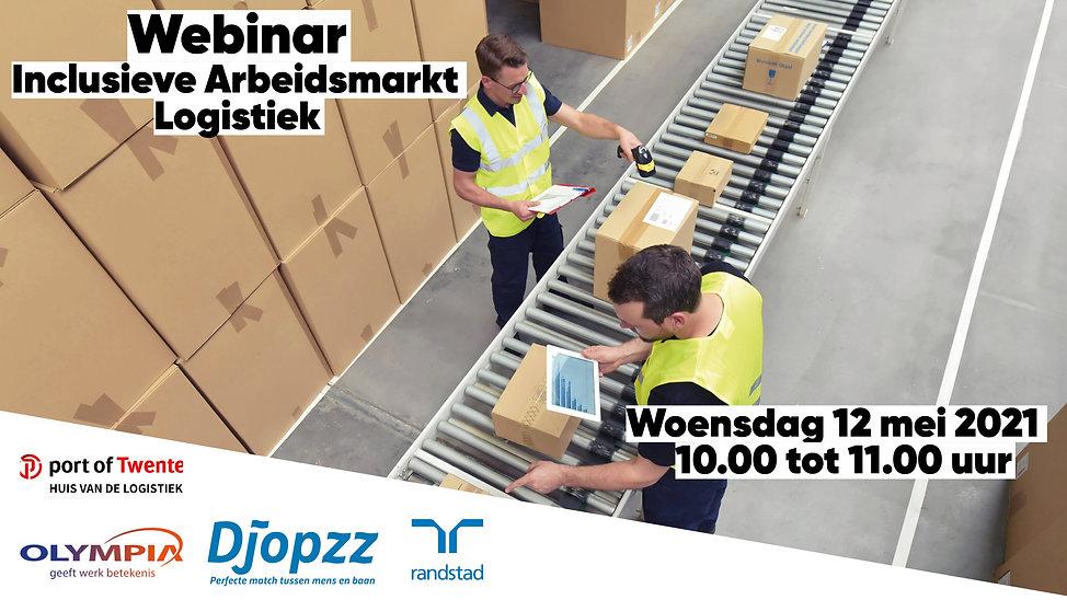 Webinar inclusieve arbeidsmarkt logistie