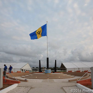 Barbados 50th Independence Monument