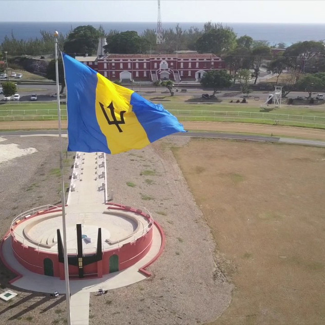 Barbados 50th Anniversary of Independence Monument